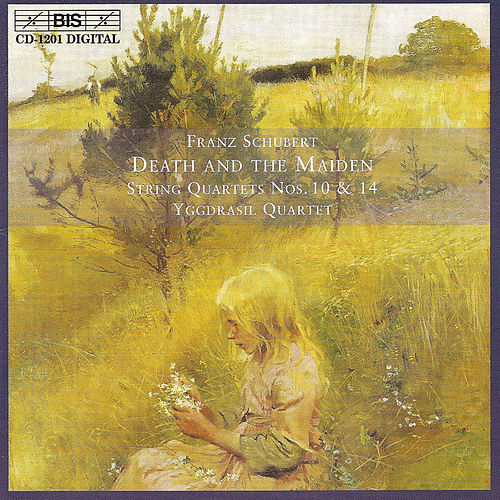 String Quartets No. 10 and No. 14, 'death And The Maiden' by Franz Schubert