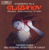 Symphony No. 2/Mazurka/From Darkness To Light de Alexander Glazunov