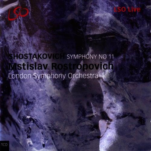 Symphony No. 11 'The Year 1905' by Dmitri Shostakovich