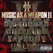 Music As A Weapon II de Disturbed