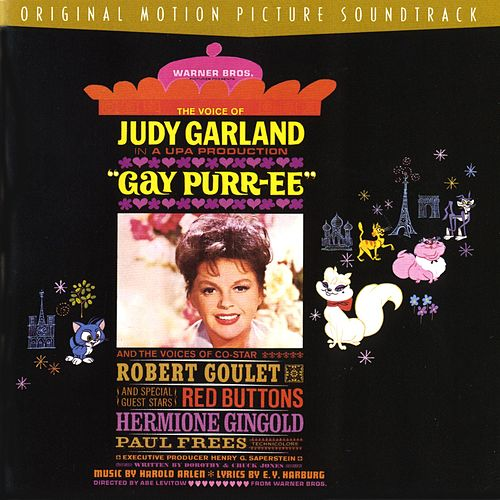 Gay Purr-ee O.S.T. by Various Artists