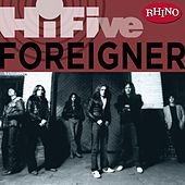 Rhino Hi-Five: Foreigner fra Foreigner
