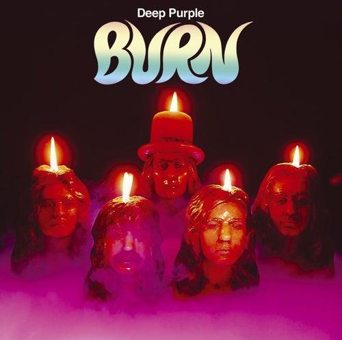 Burn (Remixes) by Deep Purple