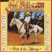 Tiffany Transcriptions, Vol. 2 by Bob Wills & His Texas Playboys