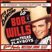 Tiffany Transcriptions, Vol. 5 by Bob Wills & His Texas Playboys