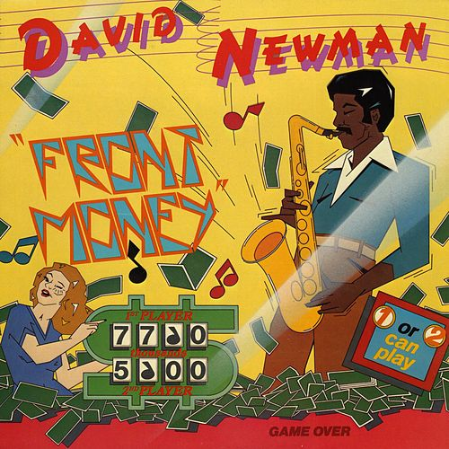 Front Money by David 'Fathead' Newman