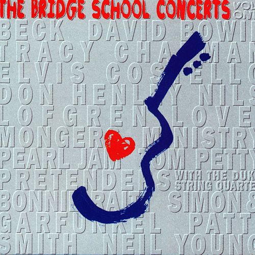 BRIDGE SCHOOL CONCERTS, VOL. ONE by Various Artists