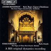 Organs Across The Baltic by Various Artists