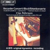 Vivaldi/Sammartini/Telemann: Music For Recorder by The Drottningholm Baroque Ensemble