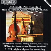 Chamber Music For Recorder von Various Artists