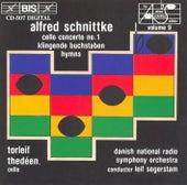 Cello Concerto No. 1/Klingende Buchstaben/Four Hymns by Alfred Schnittke