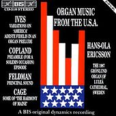 Organ Music From The Usa von Various Artists