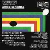 Concerto Grosso No. 3/Violin Sonata/Trio Sonata by Alfred Schnittke