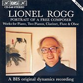 Portrait Of A Free Composer by Lionel Rogg