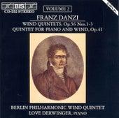 Wind Quintets, Vol. 2 von Franz Danzi