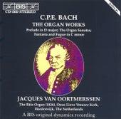 Organ Works von Carl Philipp Emanuel Bach