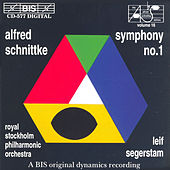 Symphony No. 1 by Alfred Schnittke