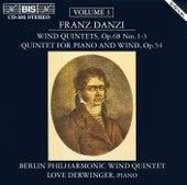 Wind Quintets, Vol. 3 von Franz Danzi