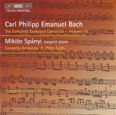 Complete Keyboard Concertos, Vol. 10 von Carl Philipp Emanuel Bach