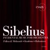 Sibelius - Incidental Music For Orchestra by Philharmonia Virtuosi