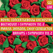 Beethoven & Brahms - Symphonies Nos. 2 by Royal Concertgebouw Orchestra