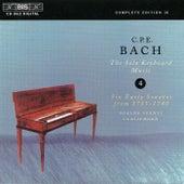 BACH, C.P.E.: Solo Keyboard Music, Vol.  4 von Carl Philipp Emanuel Bach