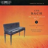 BACH, C.P.E.: Solo Keyboard Music, Vol.  5 von Carl Philipp Emanuel Bach