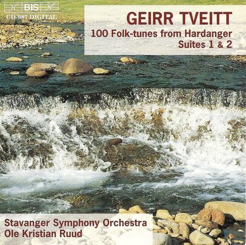 TVEITT: 100 Folk-tunes from Hardanger, Op. 151, Suite Nos. 1 & 2 by Geirr Tveitt