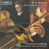 MOZART: Horn Concertos Nos. 1-4 de Wolfgang Amadeus Mozart