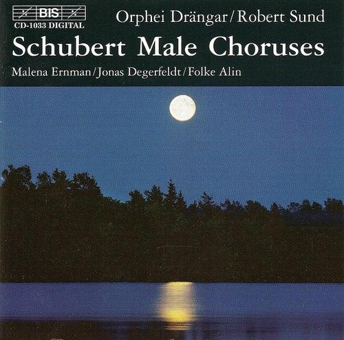 SCHUBERT: Male Choruses by Franz Schubert