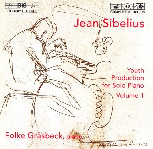 SIBELIUS: 11 Variations / A Catalogue of Themes, 50 Short Pieces / Tranaden by Jean Sibelius