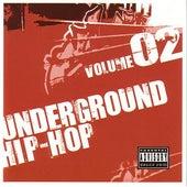 Underground Hip-Hop  Volume 2 by Various Artists