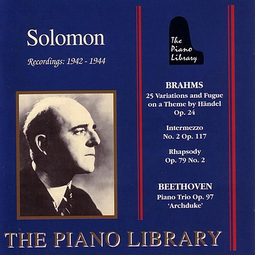 Solomon Vol. 2 by Solomon (Classical)