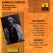 The Donizetti and Rossini Recordings 1902 -1920 by Enrico Caruso