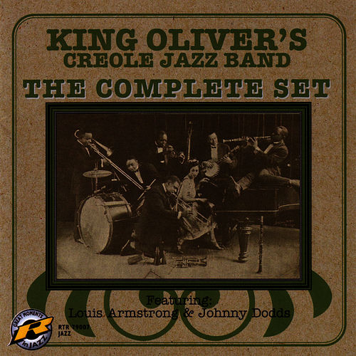 The Complete Set (1923-24) by King Oliver