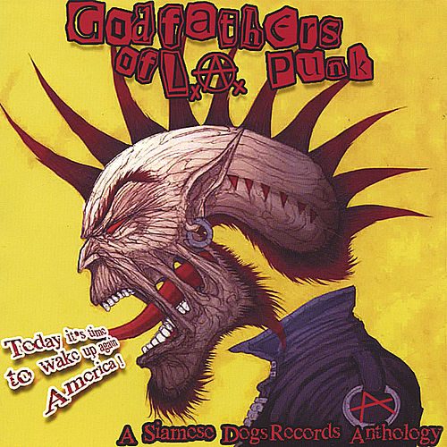 Godfathers Of L A Punk by Various Artists
