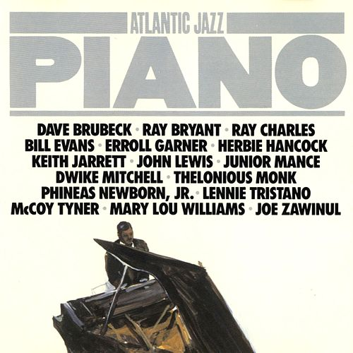 Atlantic Jazz: Piano by Various Artists
