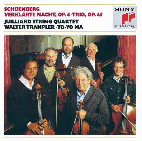Schoenberg: Verklärte Nacht & String Trio by Various Artists
