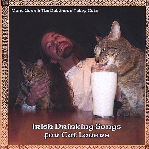 Irish Drinking Songs For Cat Lovers by Marc Gunn