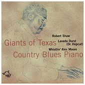 Very Best of Texas Blues Piano de Robert Shaw