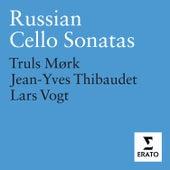 Russian Cello Sonatas de Lars Vogt