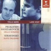 Russian Cello Music de Lars Vogt