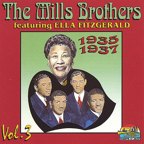 Vol.3 1935-1937 by The Mills Brothers