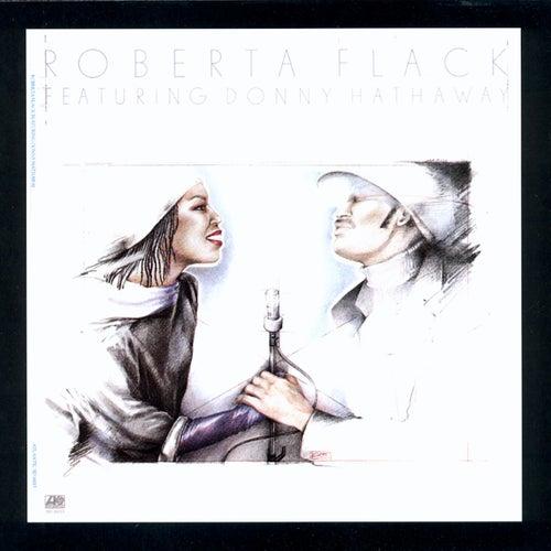 Roberta Flack Featuring Donny Hathaway by Roberta Flack