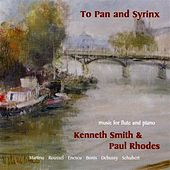 To Pan and Syrinx de Kenneth Smith