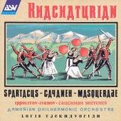 Spartacus Suite; Gayaneh Suite; Masquerade Suite de ARAM KHACHATURIAN