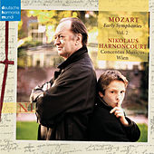 Mozart: Early Symphonies Vol. 2 by Nikolaus Harnoncourt