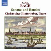 Bach, Cpe: Piano Sonatas And Rondos von Christopher Hinterhuber