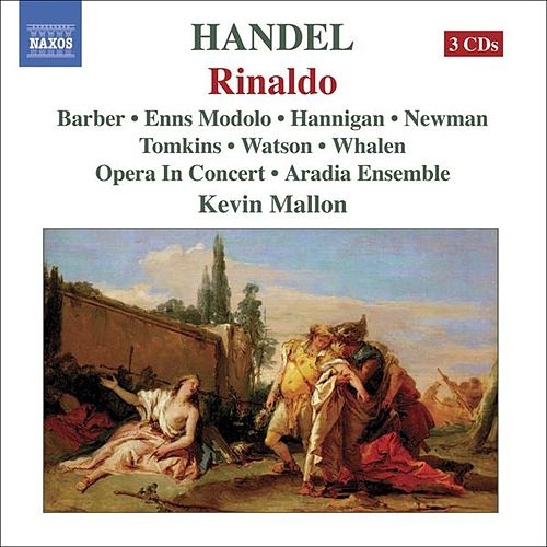 Handel: Rinaldo by Various Artists