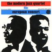 European Concert by Modern Jazz Quartet